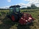 CLAAS: В Краснодарском крае впервые продемонстрированы рабочие возможности трактора NEXOS