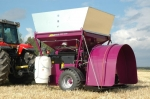 Машина для плющения зерна Murska 2000S2x2 СВ с упаковочным выходом