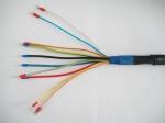 Силовой 11-ти жильный кабель для электрифицированных дождевальных машин
