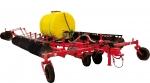 Комбинированный почвообрабатывающий агрегат с внесением удобрений на базе ЛДГ-10, ЛДГ-15