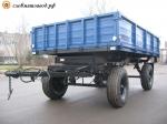 Прицеп тракторный самосвальный 2 ПТСЕ-5